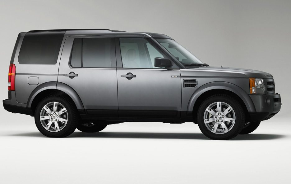 47 - Land Rover Discovery 3 restyling profilo