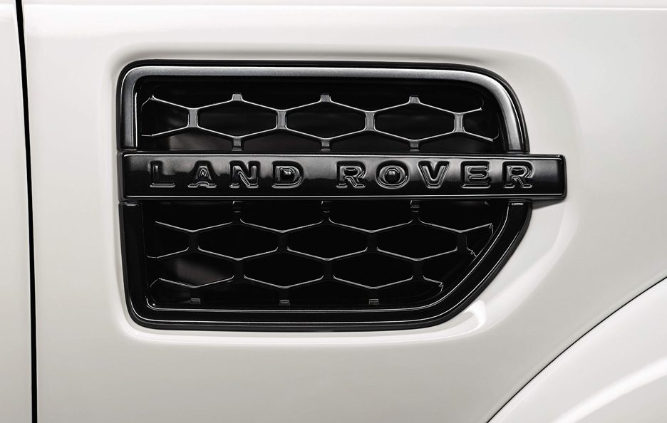 7 - Land Rover Discovery 4 presa d'aria laterale