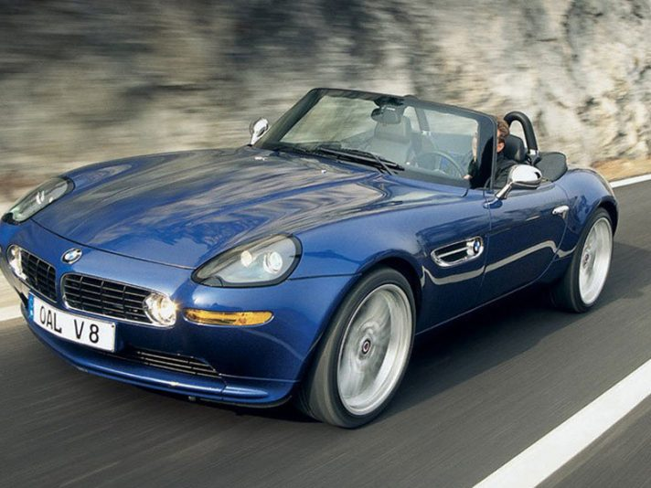 Alpina-BMW Roadster V8 (2005)
