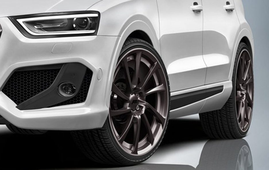 Audi Q3 by ABT - Laterale basso