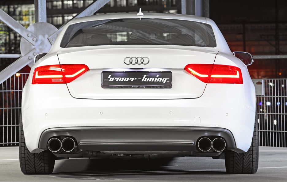 Audi S5 Coupe 2012 by Senner - Posteriore
