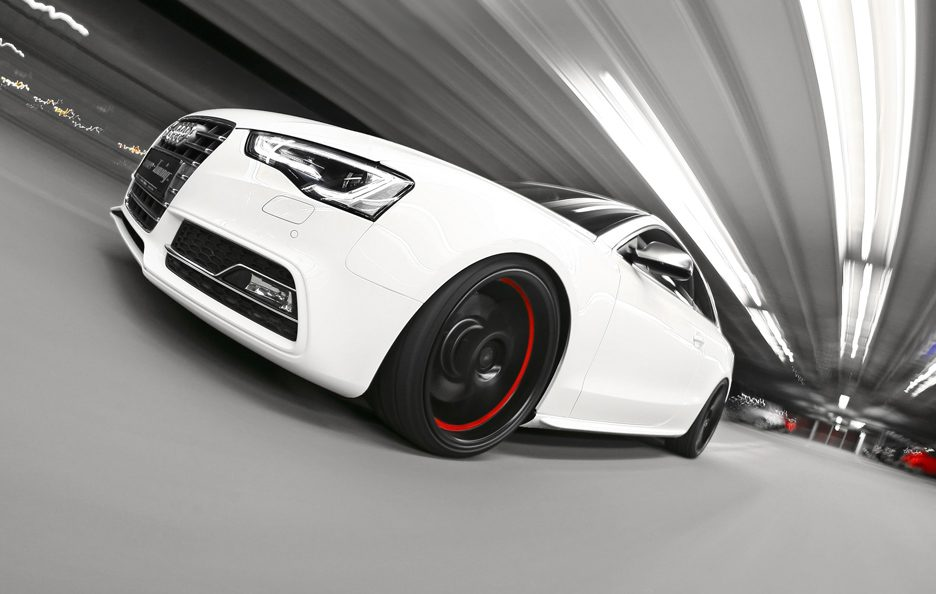 Audi S5 Coupe 2012 by Senner - Profilo frontale basso