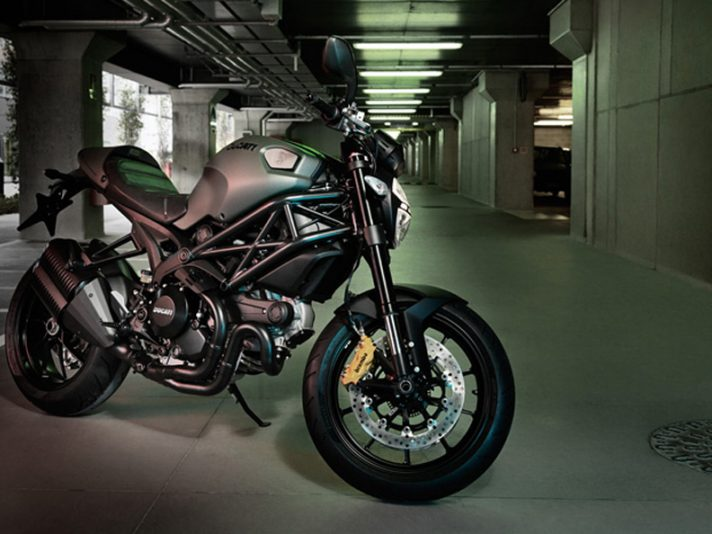 Ducati Monster Diesel - Stile