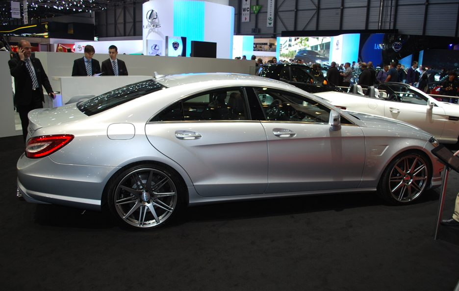 Ginevra 2012 - Carlsson - Mercedes CLS 63 AMG CK 63S - Laterale