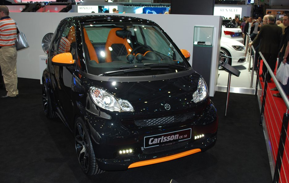 Ginevra 2012 - Carlsson - Smart CK 100 - Frontale