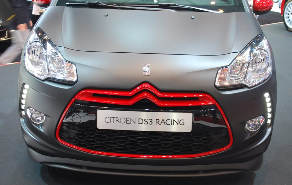 Ginevra 2012 - Citroen - DS3 Racing - Calandra