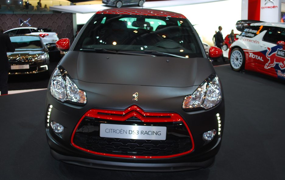 Ginevra 2012 - Citroen - DS3 Racing - Frontale