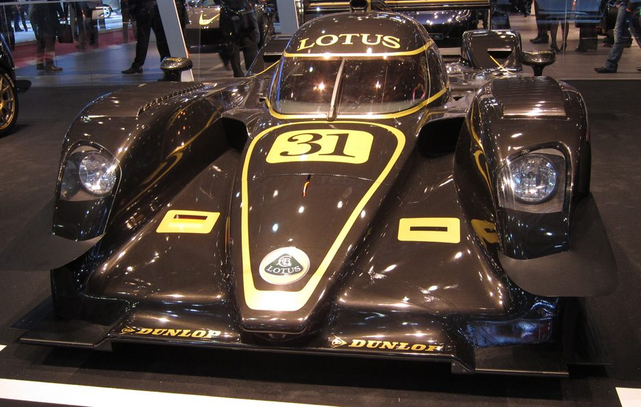 Ginevra 2012 - Lotus LMP2 frontale