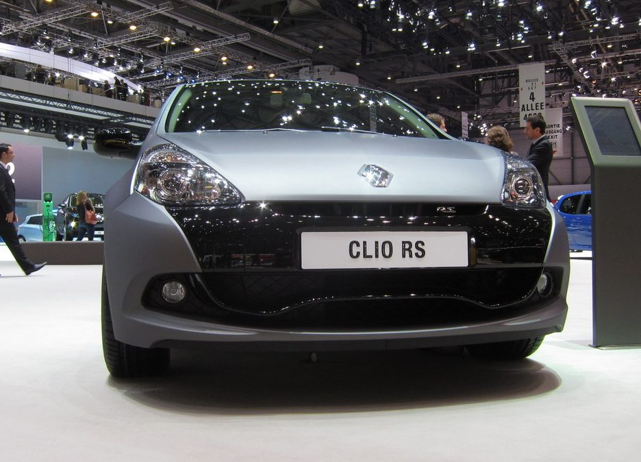 Ginevra 2012 - Renault Clio RS