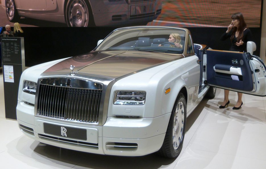 Ginevra 2012 - Rolls-Royce Phantom Drophead Coupé Series II 2