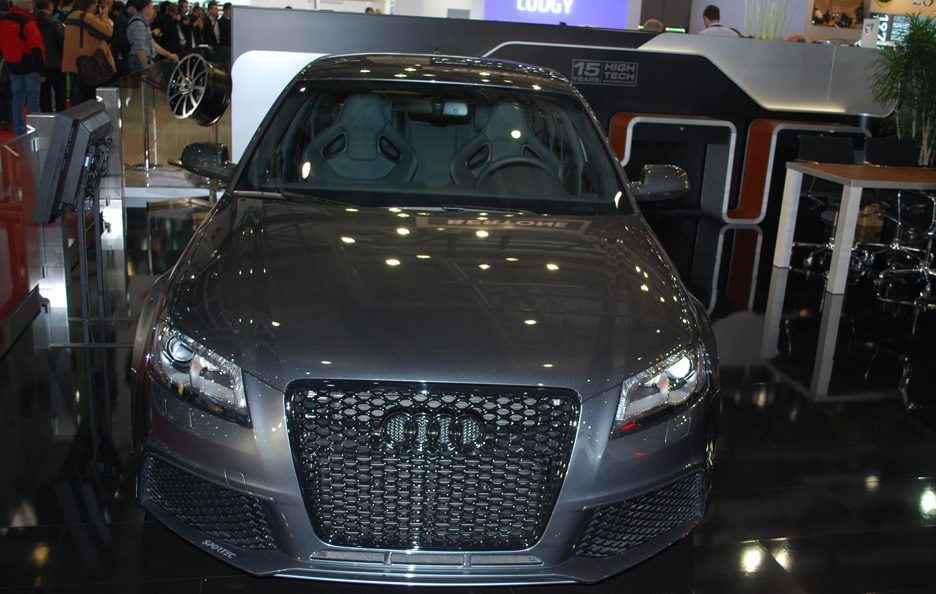 Ginevra 2012 - Sportec - audi RS3 - Frontale