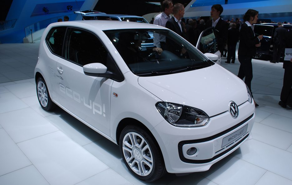 Ginevra 2012 - Volkswagen eco up!
