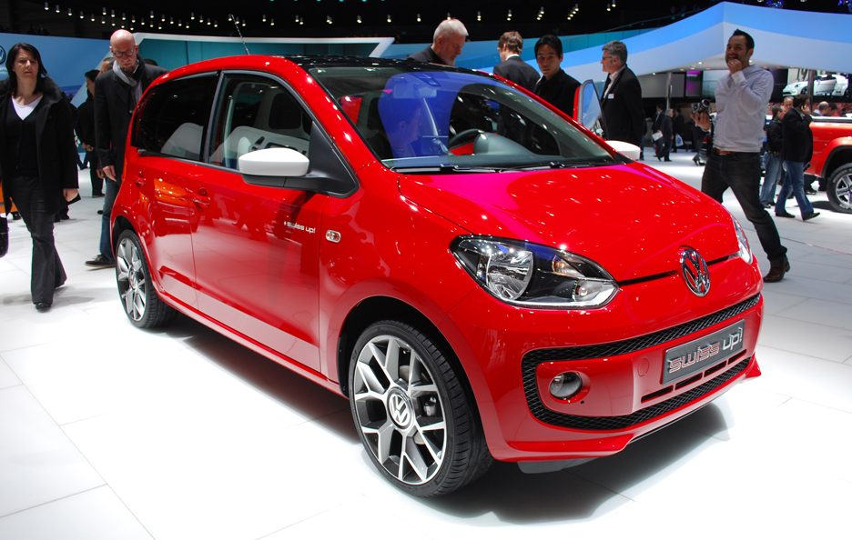 Ginevra 2012 - Volkswagen swiss up! 2