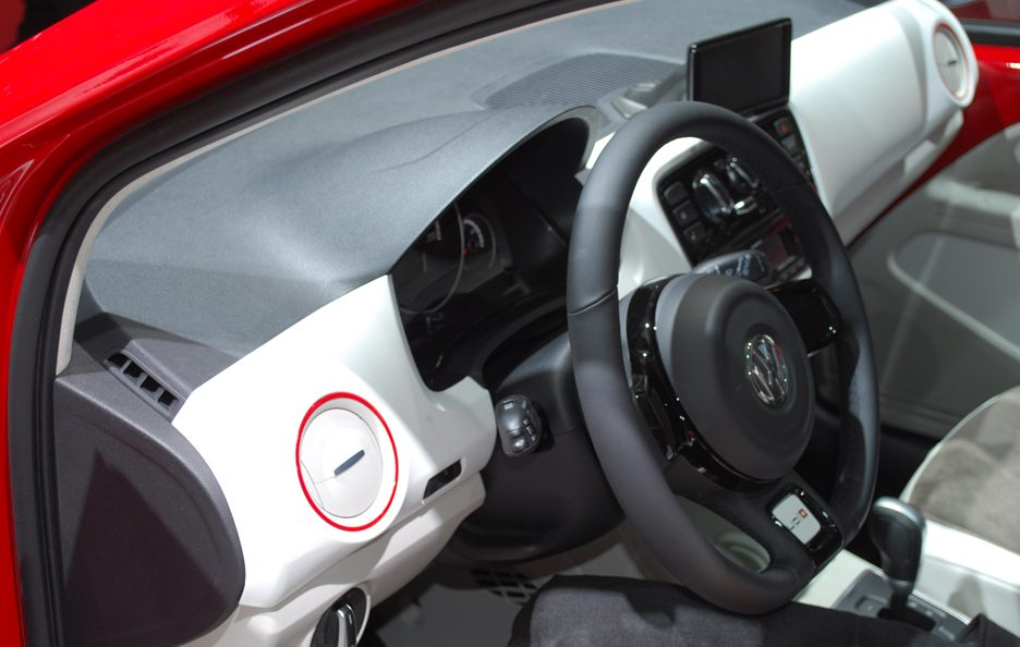Ginevra 2012 - Volkswagen swiss up! interni