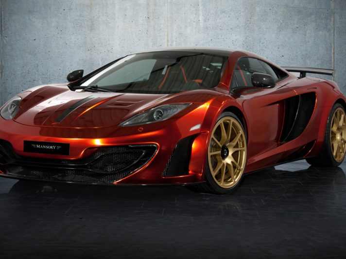 McLaren MP4-12C by Mansory