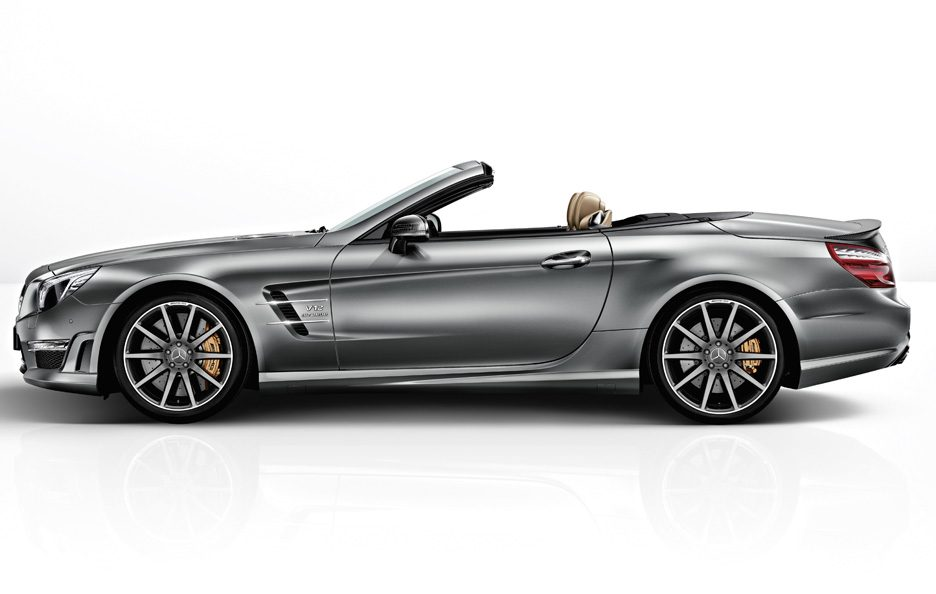 Mercedes SL 65 AMG 45th Anniversary - Laterale