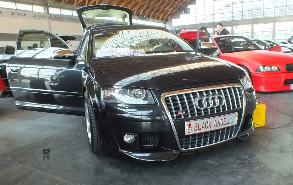 My Special Car 2012 - Audi S3 Black Angel