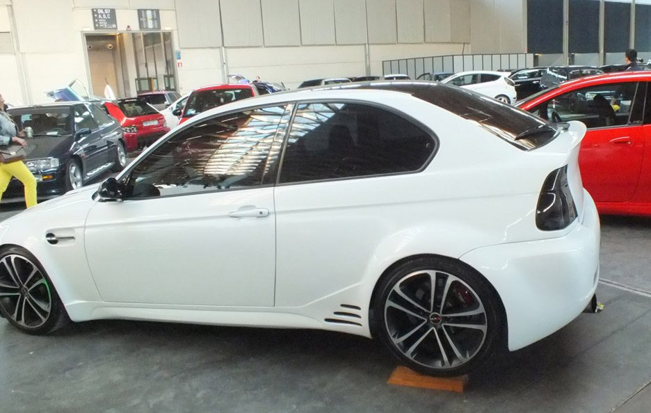 My Special Car 2012 - BMW serie 3 Compact profilo