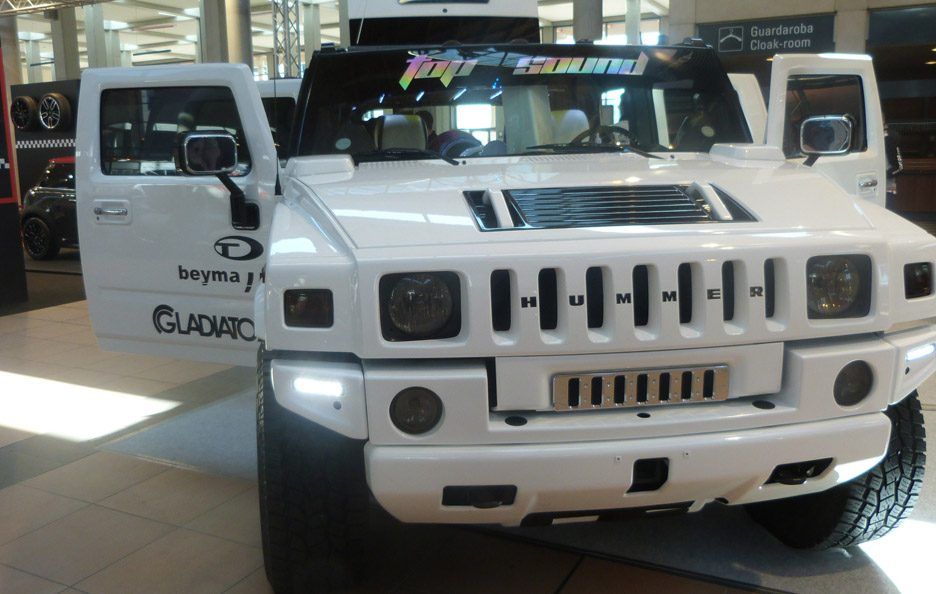 My Special Car 2012 - Hummer H2 Top Sound 2