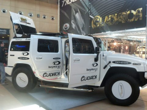 My Special Car 2012 - Hummer H2 Top Sound
