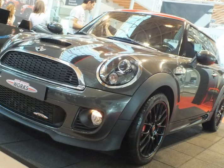 My Special Car 2012 - Mini, lo stand