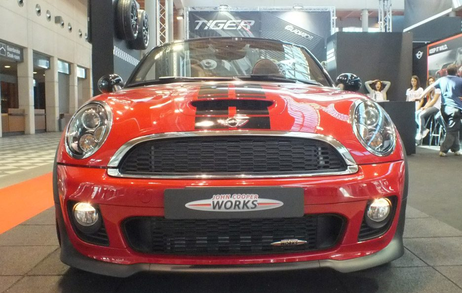 My Special Car 2012 - Mini Roadster John Cooper Works frontale