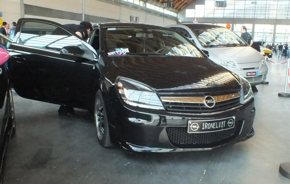 My Special Car 2012 - Opel Astra GTC 2