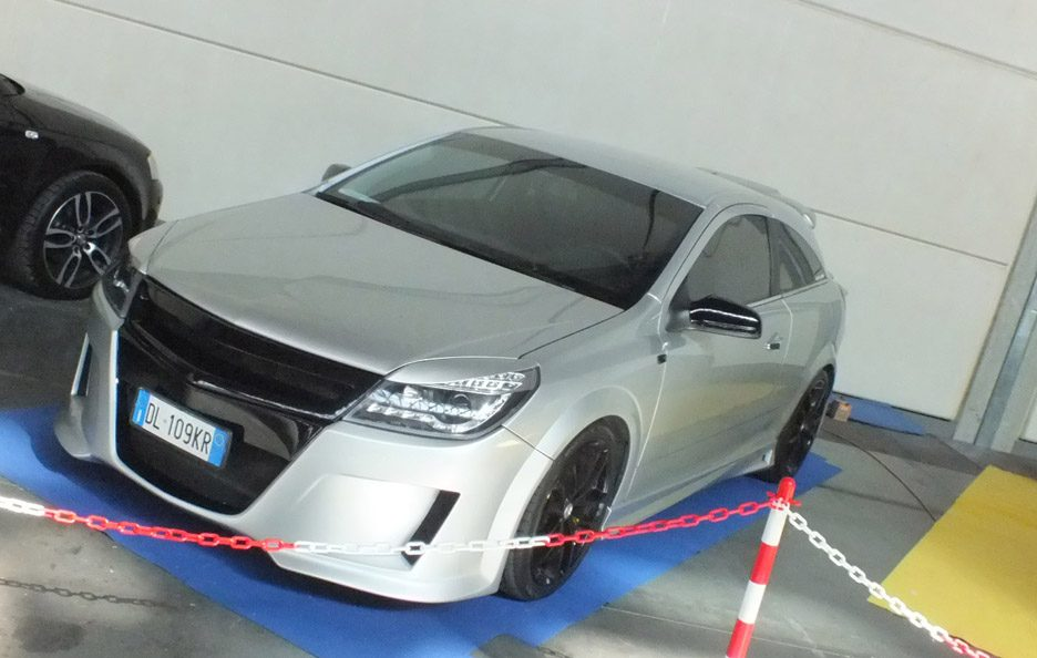 My Special Car 2012 - Opel Astra GTC 8