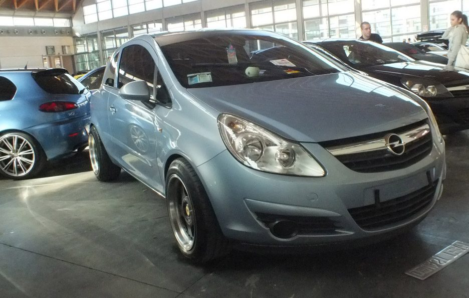 My Special Car 2012 - Opel Corsa 2