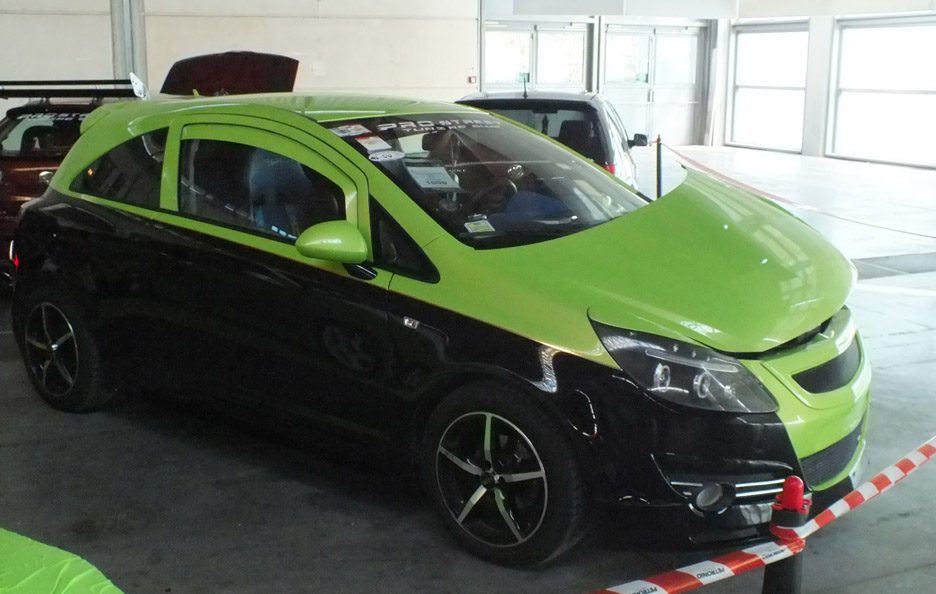 My Special Car 2012 - Opel Corsa 3