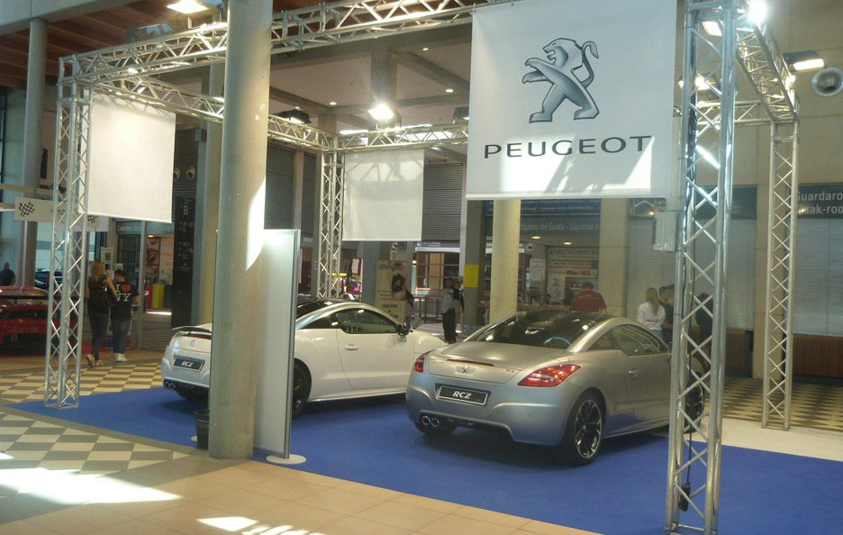 My Special Car 2012 - Peugeot RCZ in coppia