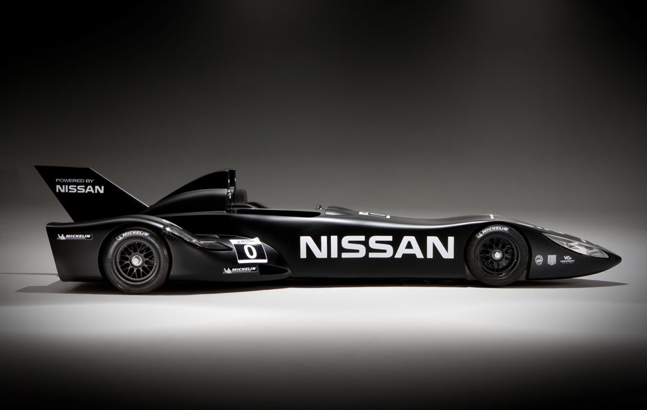 Nissan DeltaWing - Il profilo