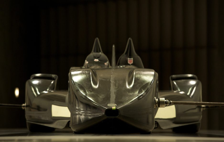 Nissan DeltaWing - Muso - Test