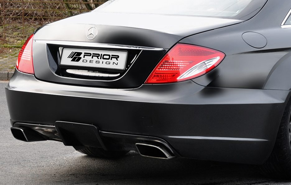 Prior Design - Mercedes CL Blackedition - COda