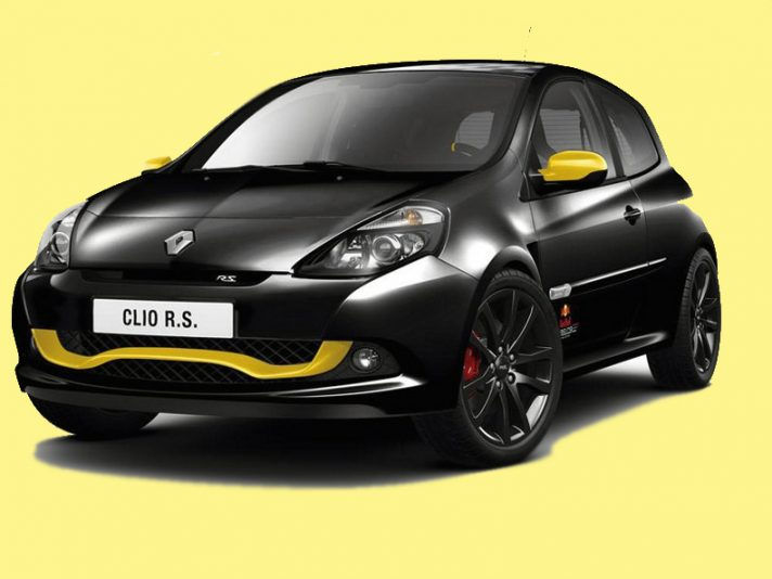 Clio RS Red Bull Racing RB7