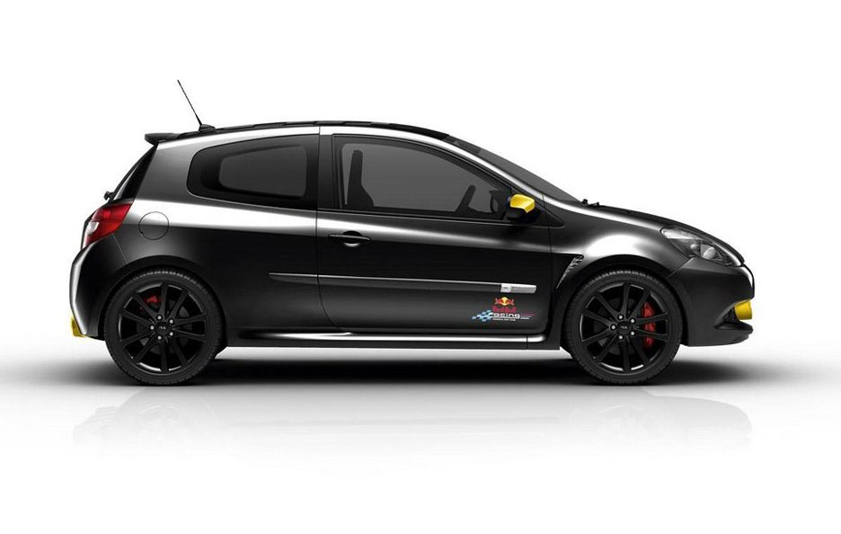 Renault Clio RS Red Bull Racing RB7 - Laterale