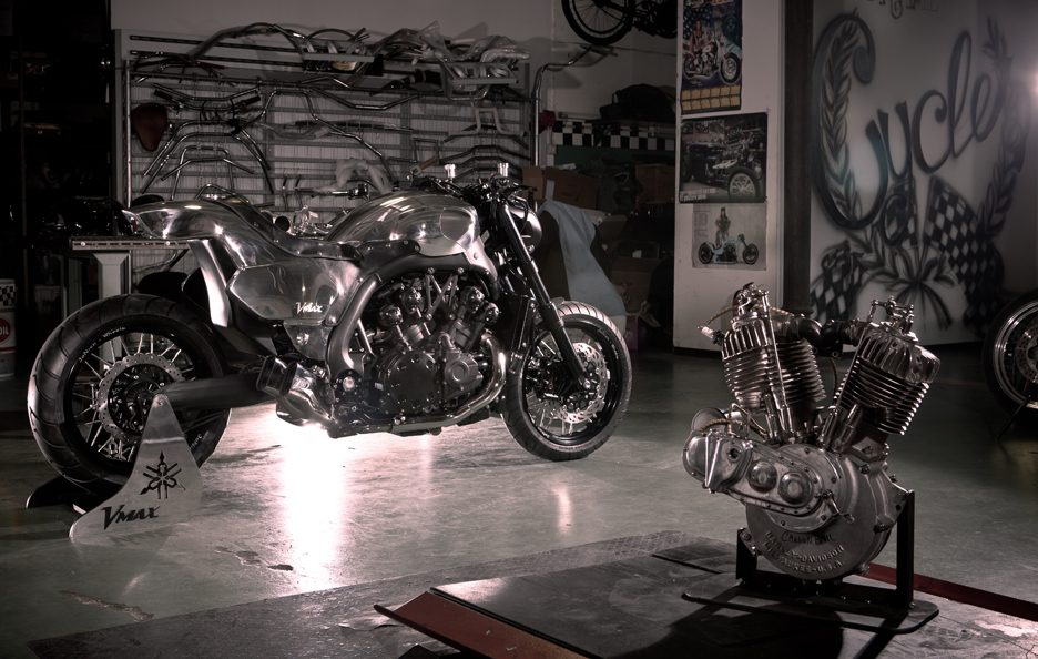 Yamaha VMAX Hyper Modified by Abnormal Cycles (10)