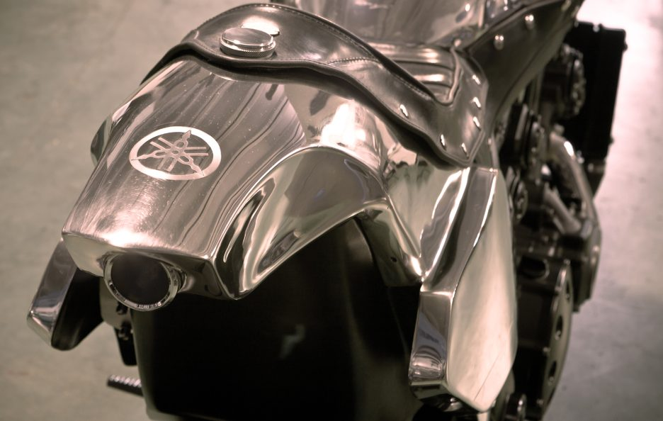 Yamaha VMAX Hyper Modified by Abnormal Cycles (12)