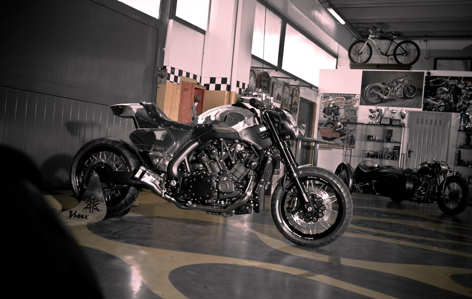 Yamaha VMAX Hyper Modified by Abnormal Cycles (5)
