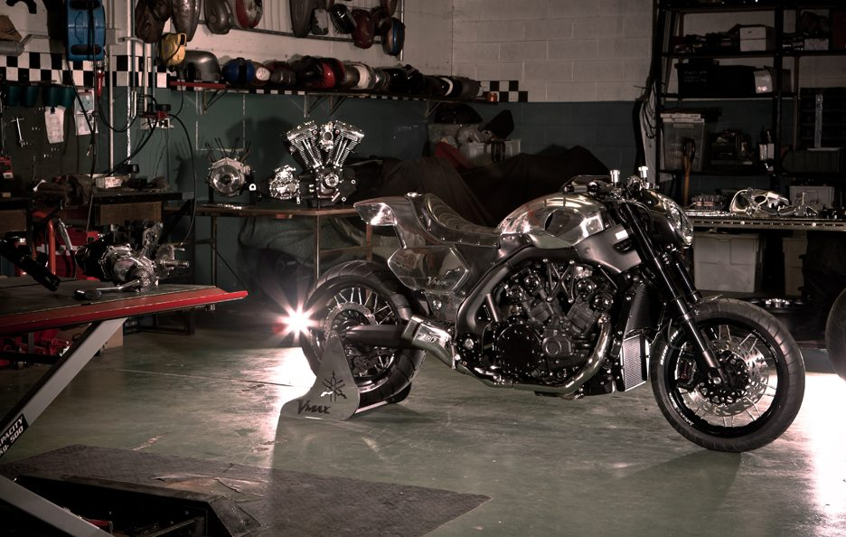 Yamaha VMAX Hyper Modified by Abnormal Cycles (8)