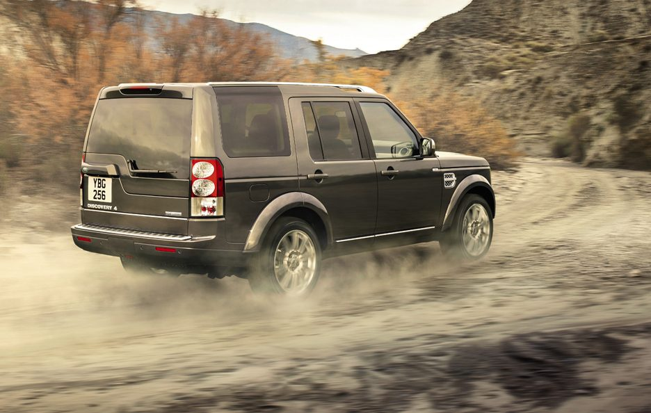 Land Rover Discovery 4 HSE Luxury Limited Edition - Fuoristrada