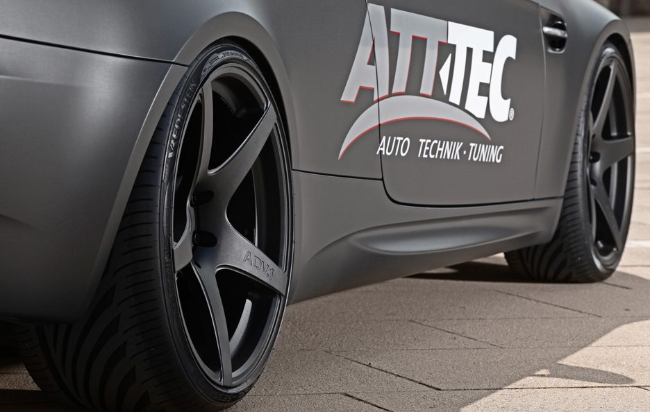 BMW M3 by ATT-TEC - Laterale basso