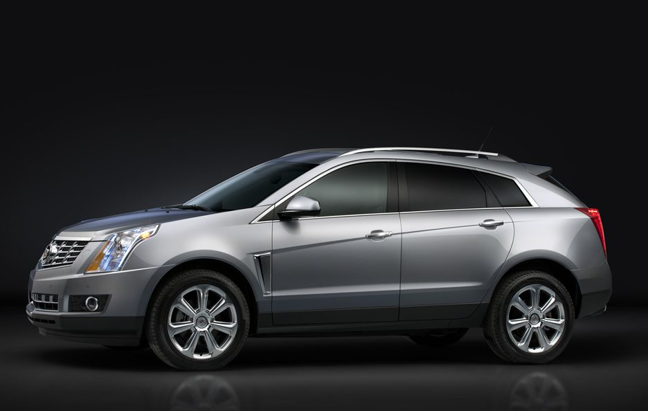 Cadillac SRX 2013 - Laterale
