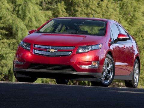 Chevrolet Volt 2013 - Design