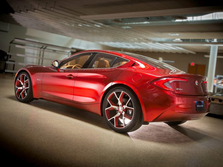 Fisker Atlantic: anteprima a New York