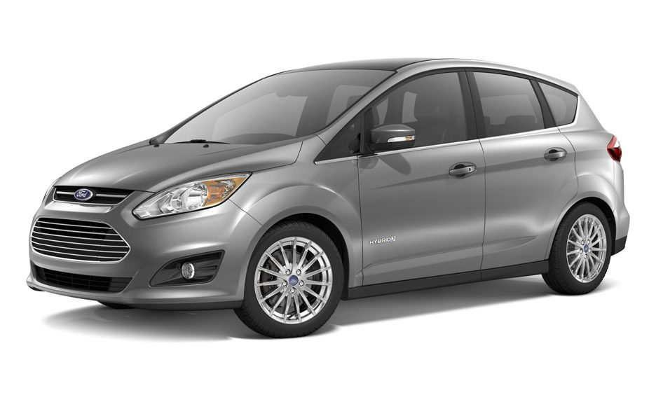 Ford C-MAX Energi Plug-in -Linee