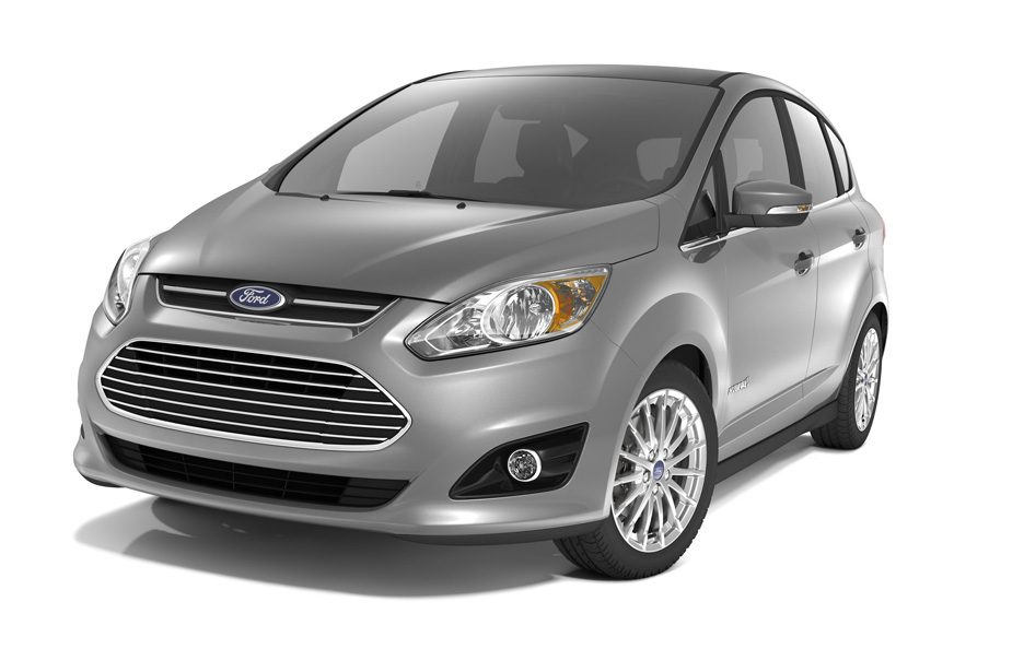 Ford C-MAX Energi Plug-in - Muso