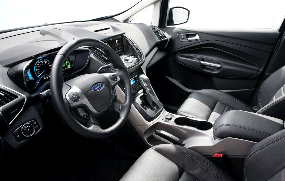 Ford C-Max Energi Interni