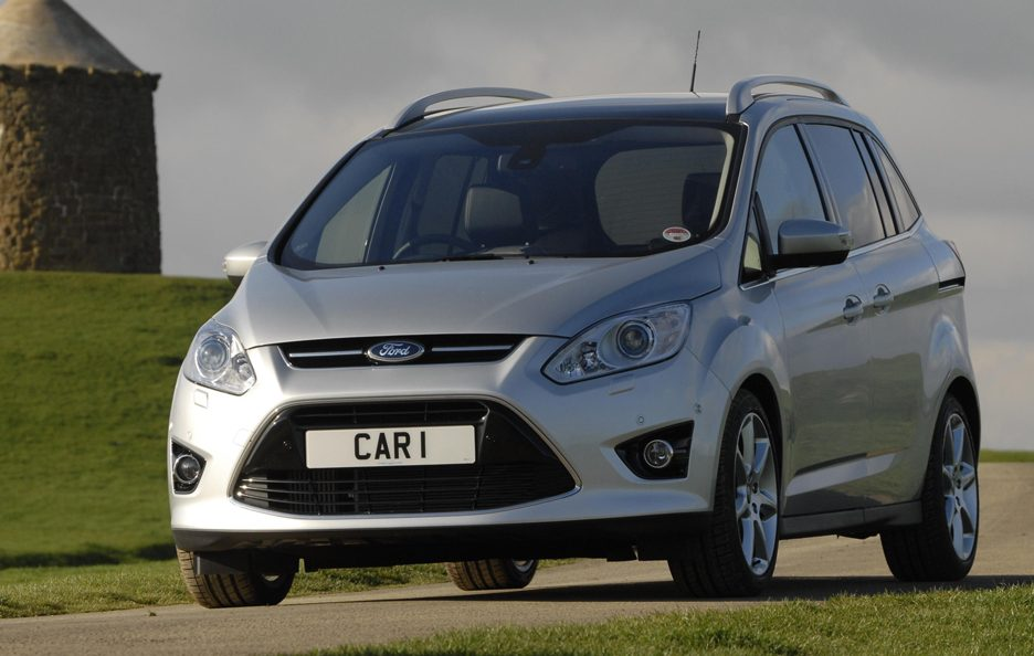 Ford C-Max7 2