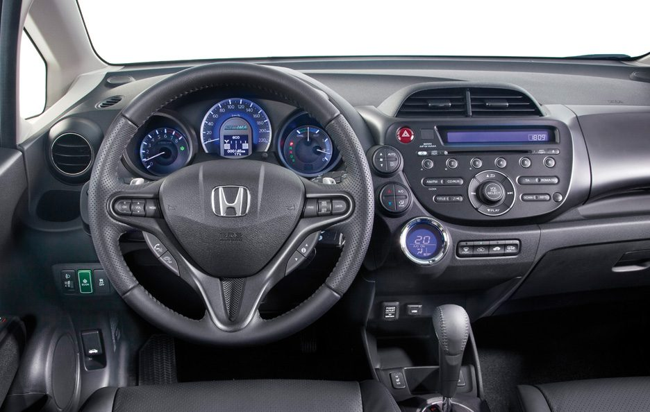 Honda Jazz Hybrid interni